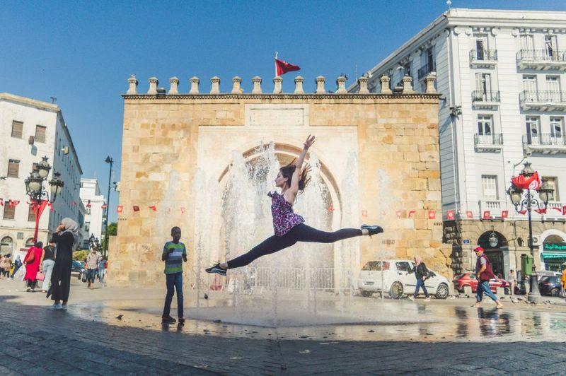 Fly från regn och rusk till fantastiska Tunisien